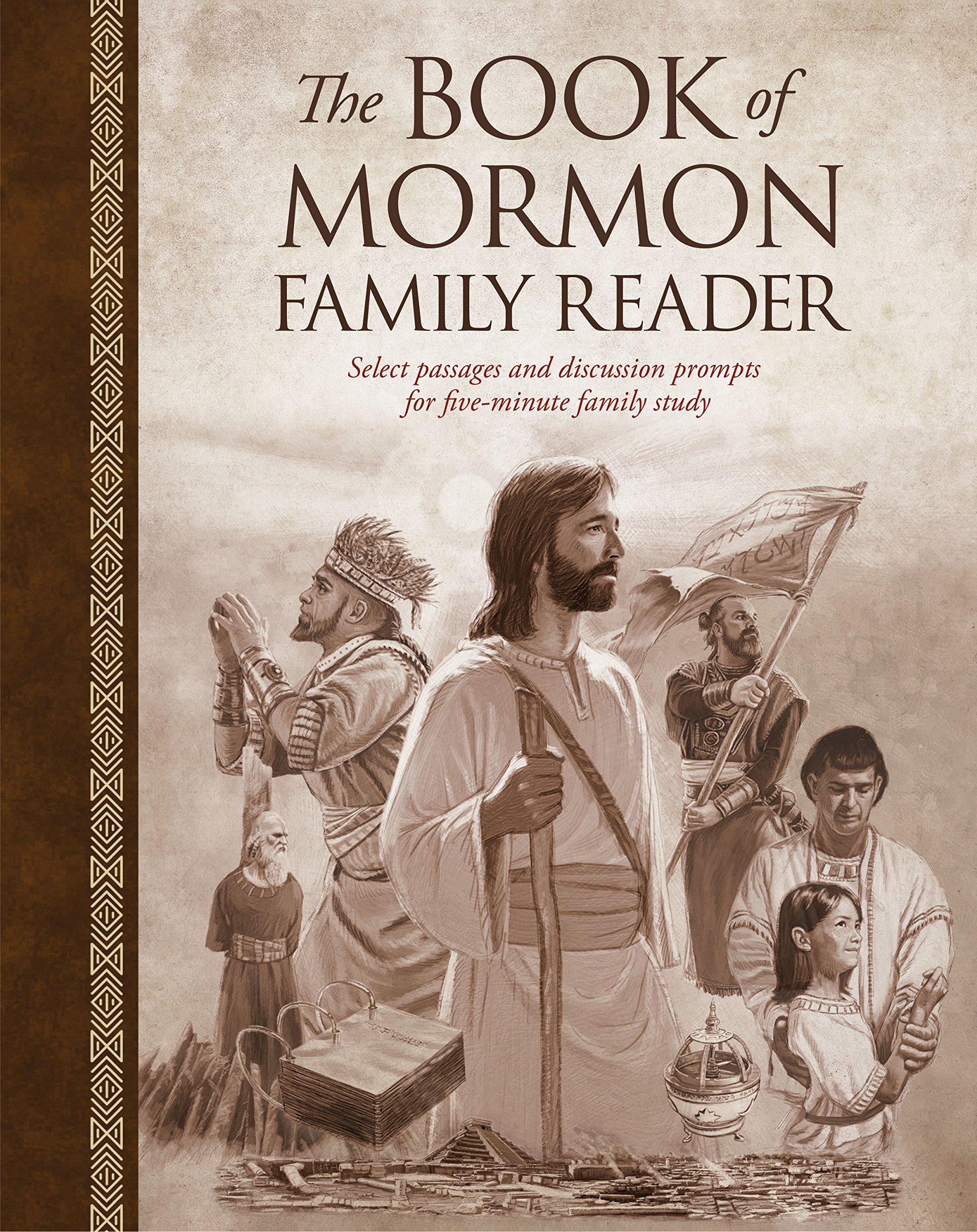 The Book of Mormon Family Reader
