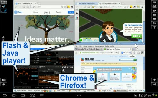 Amazon com: AlwaysOnPC:Chrome browser, Office Suite with