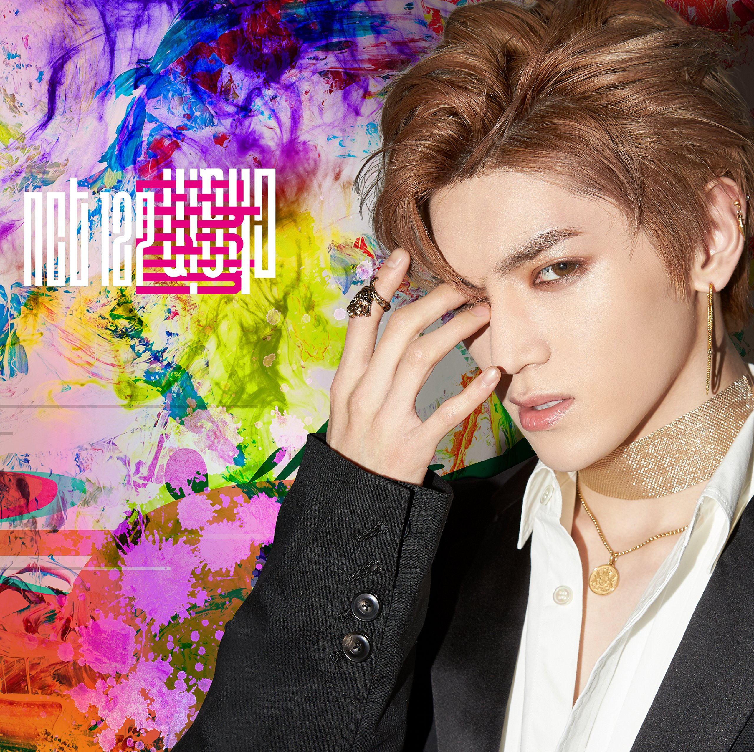 CD : NCT 127 - Chain: Taeyong Version (Japan - Import)