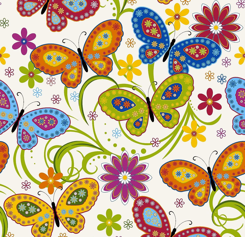 SABANALIA Cuadrante Butterflies 50 x 50