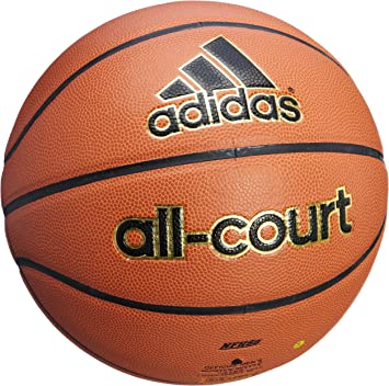 : adidas All Court Basketball Size 7 : Sports