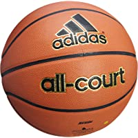 adidas All Court Bbanat Rubber Basketball, Size 7 (Brown)