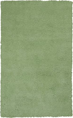 KAS Oriental Rugs Bliss Collection Shag Area Rug