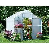 Solexx Garden Master Greenhouse 5MM Deluxe 8'x24'x8'9
