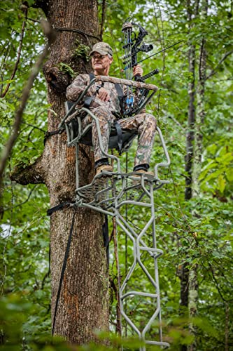 Summit Treestands The Vine Single Hunter Ladder Stand