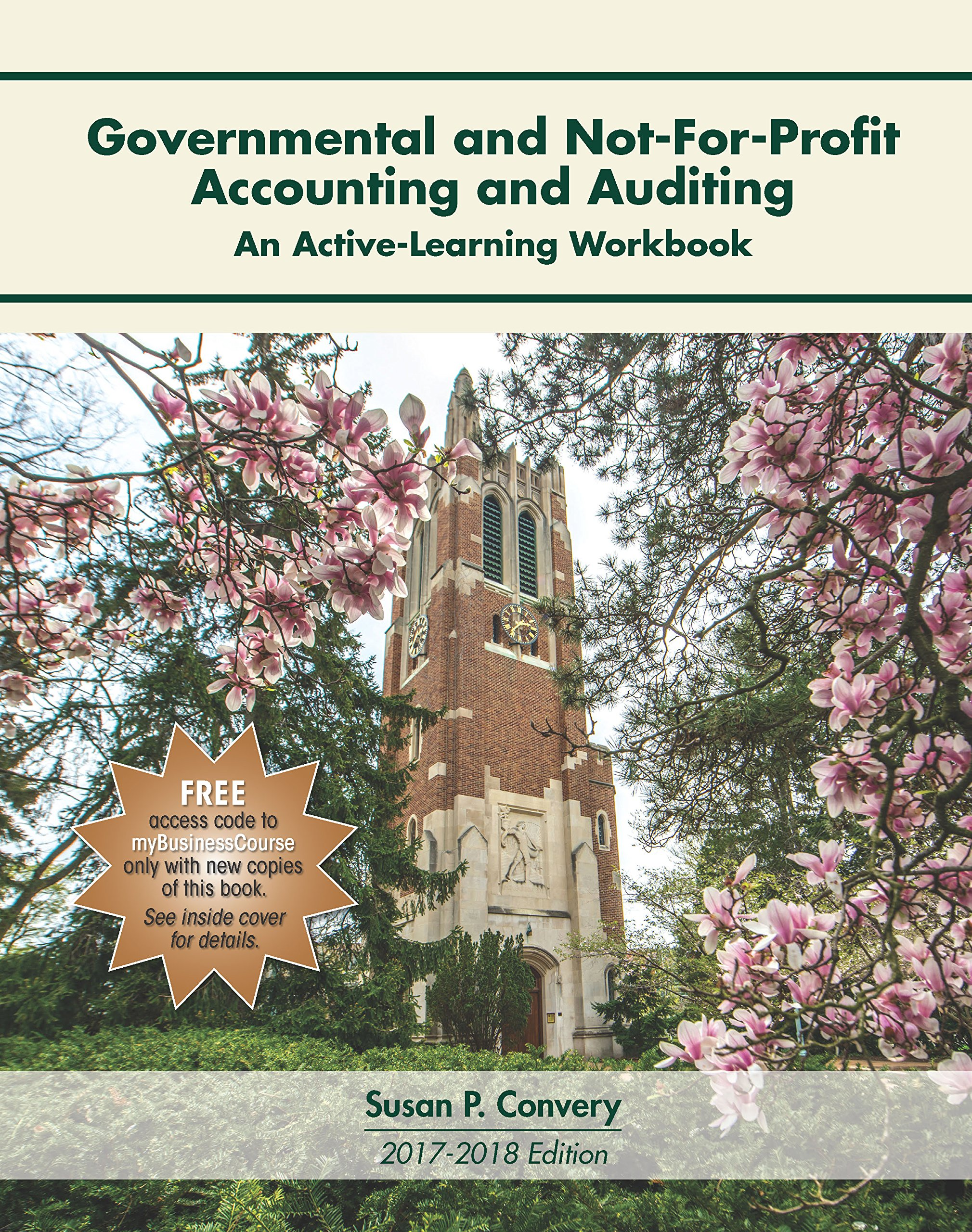 Governmental and not for profit accounting and auditing 2017 2018 governmental and not for profit accounting and auditing 2017 2018 update convery 9781618532503 amazon books fandeluxe Images