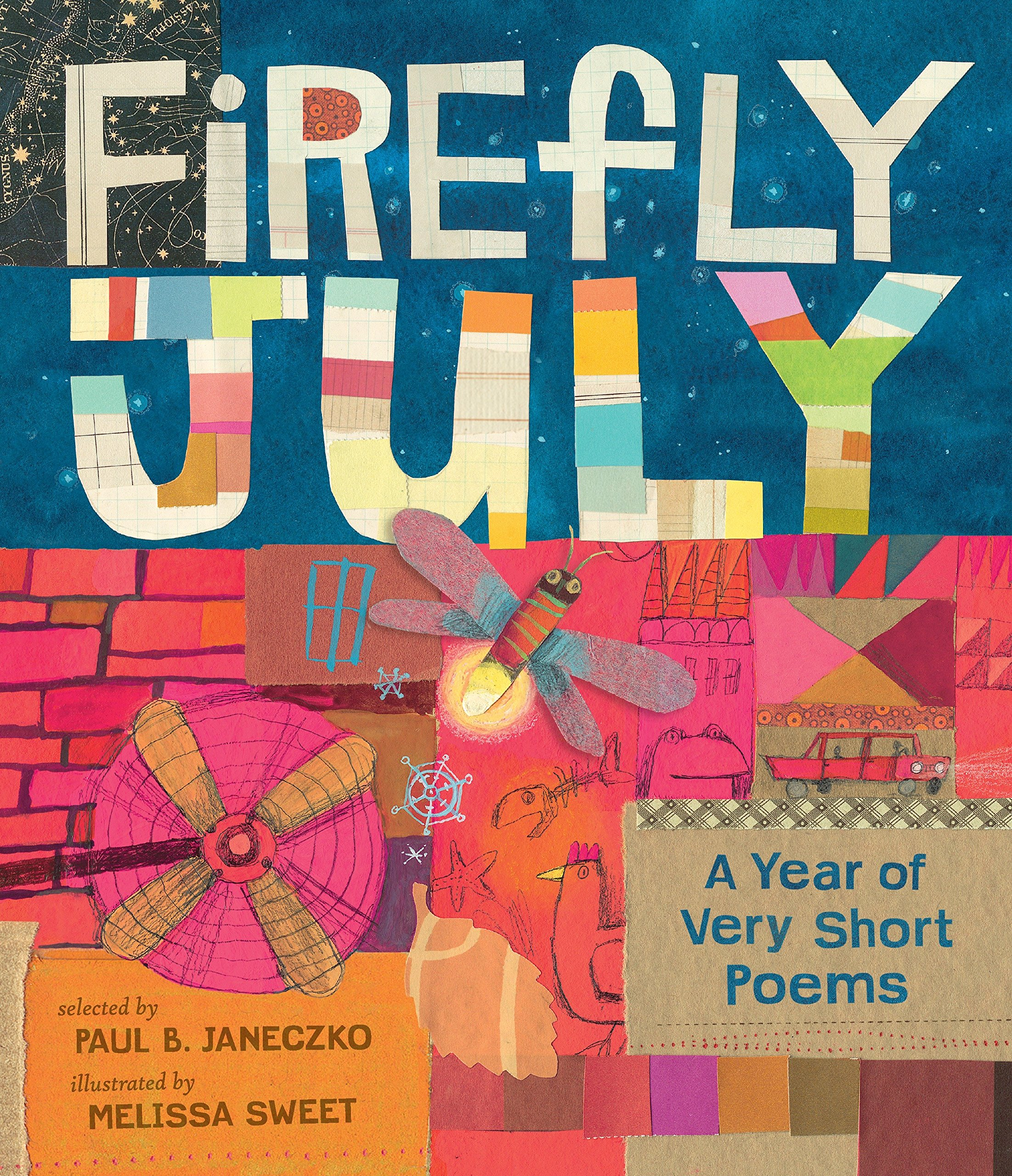 Firefly July: A Year of Very Short Poems ebook