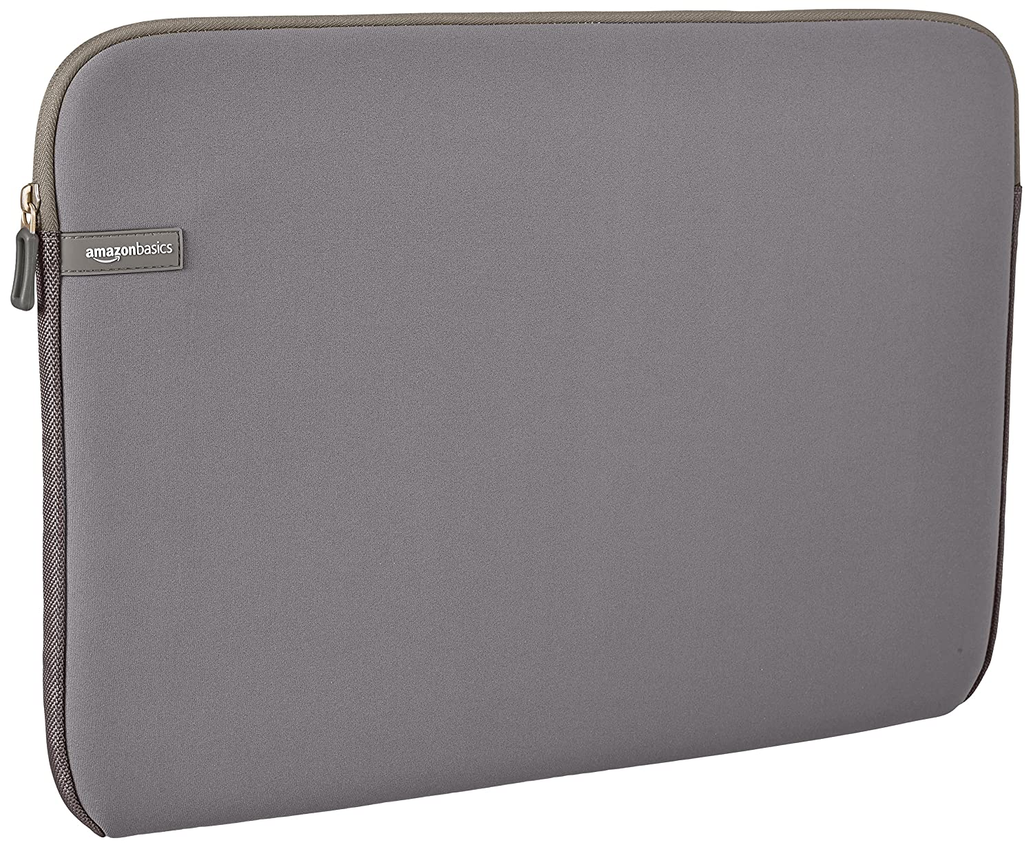 AmazonBasics 17.3 Inch Laptop Computer Sleeve Case - Grey