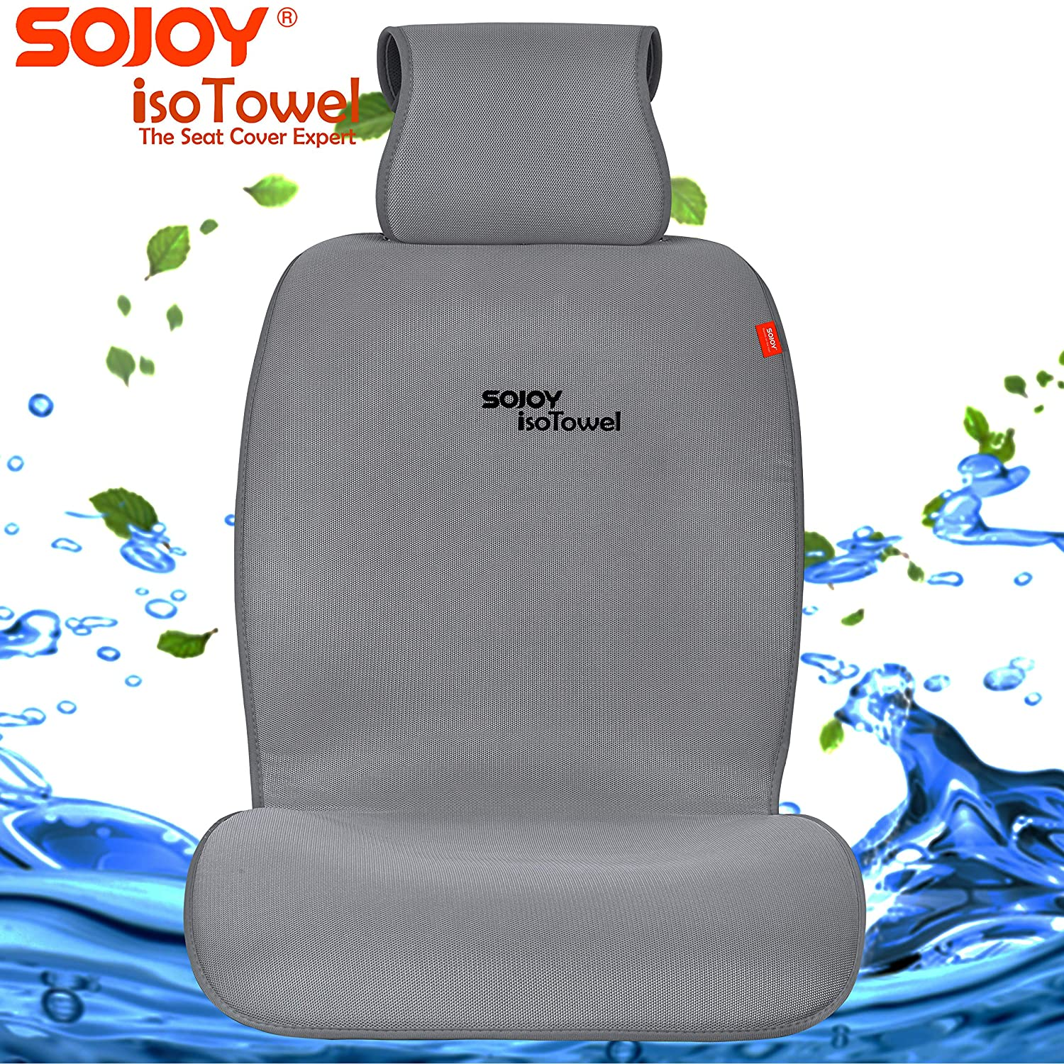 Sojoy IsoTowel Microfiber Seat Protector