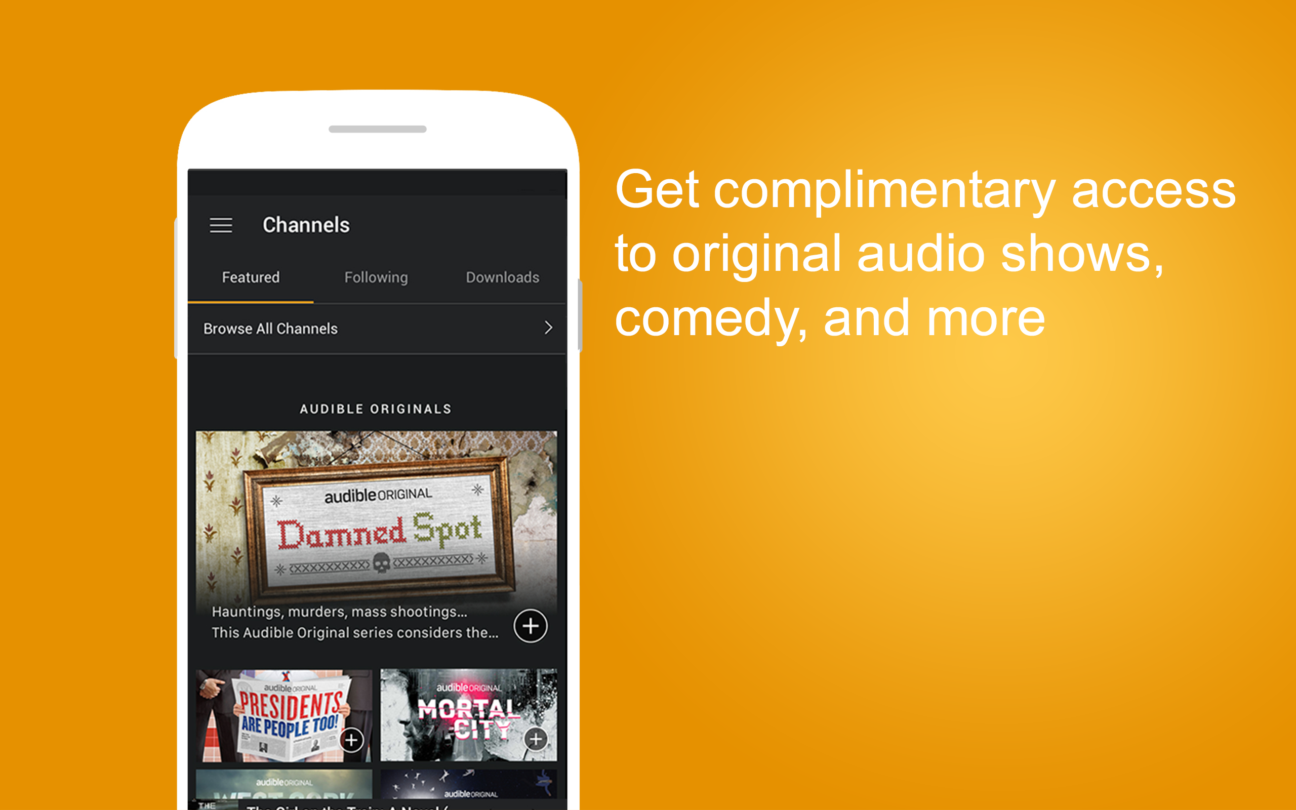 audible owned by amazon