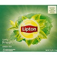 Lipton Green Tea, 50 x 1.5g