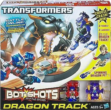 Transformers Marvel Pack de Batalla diseño BOT Shots (Hasbro ...