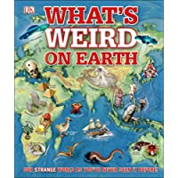 What's Weird on Earth (Childrens Atlas)