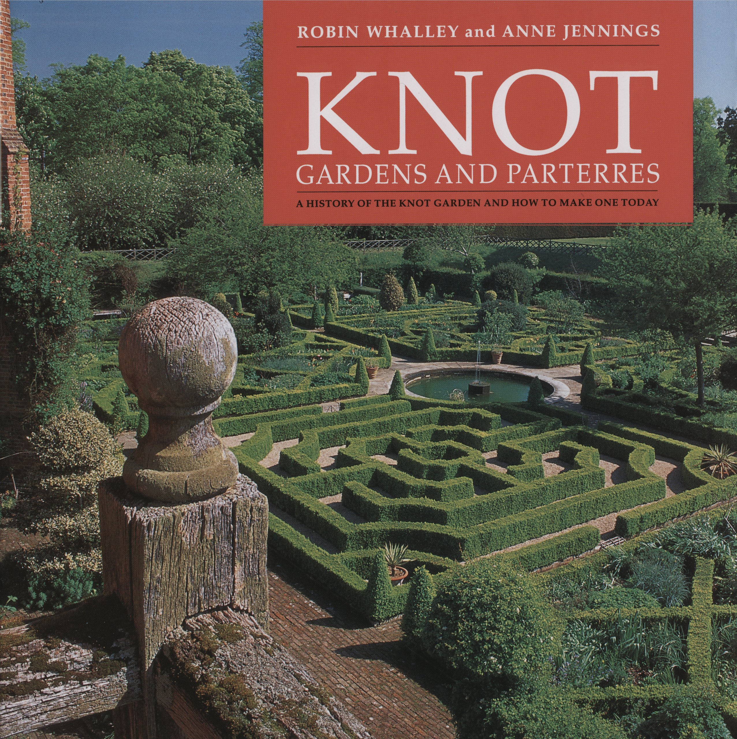 knot gardens and parterres hardcover 2007 robin whalley