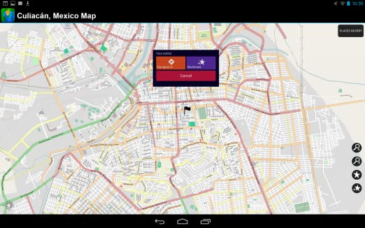 Amazon Com Culiacan Mexico Offline Map Appstore For Android