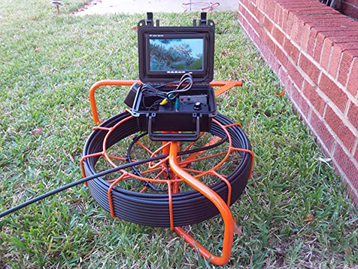 A1 kDJYWjGL._SX522_ amazon com kyrie cam 1000s 100 ft camera with 512 hz sonde Simple Electrical Wiring Diagrams at bayanpartner.co