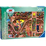 Ravensburger The Ludicrous Library Jigsaw Puzzle (500 Piece)