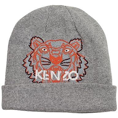 582a93a72df0 Bonnet Kenzo Kids Tigre Gris - Bébé  Amazon.fr  Vêtements et accessoires