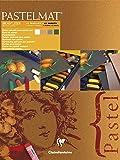 Clairefontaine 96008C - Bloc de papel (12 hojas), colores diversos
