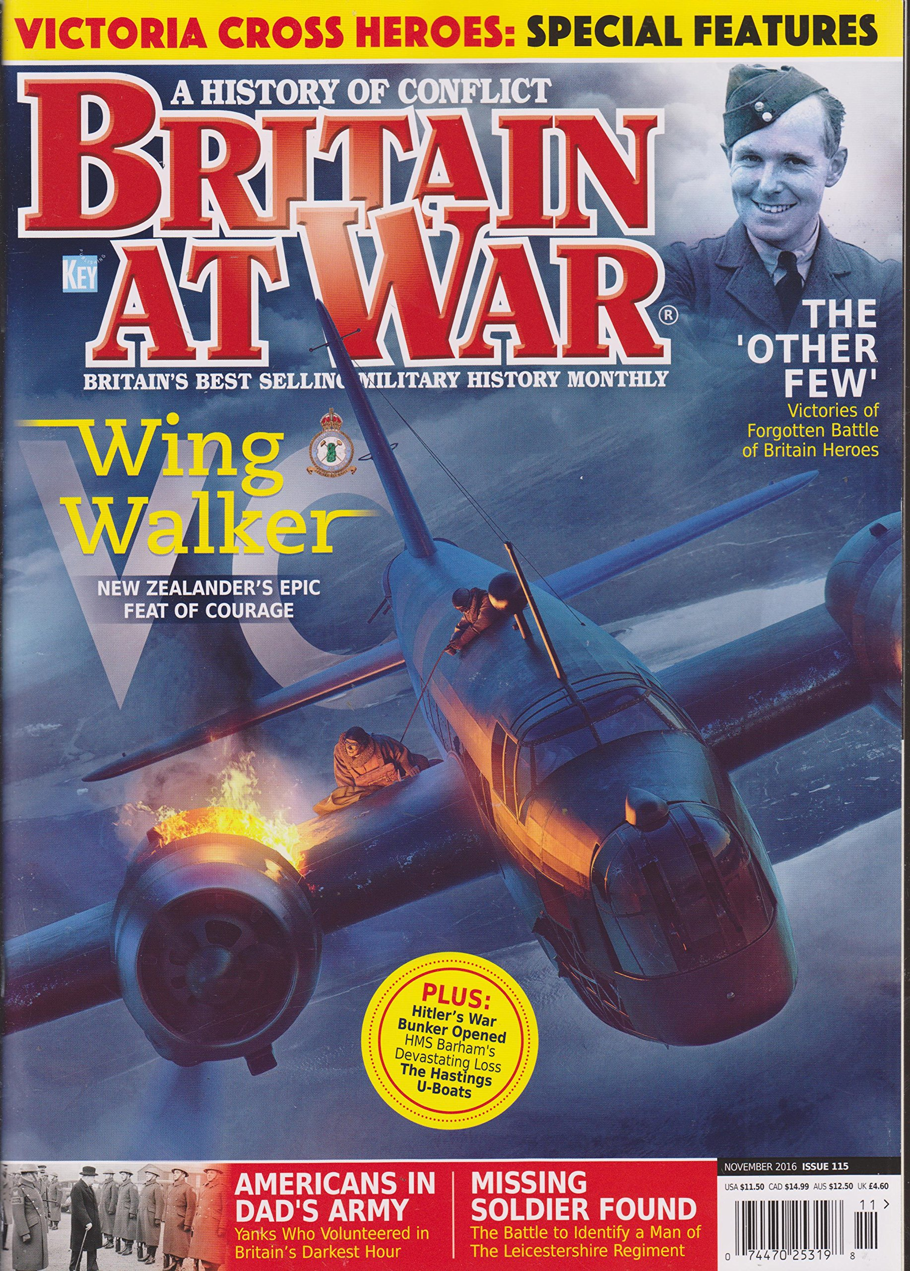 Britain at War Magazine November 2016 ebook