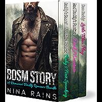 BDSM Story: Dominant Daddy Romance Bundle (English Edition)