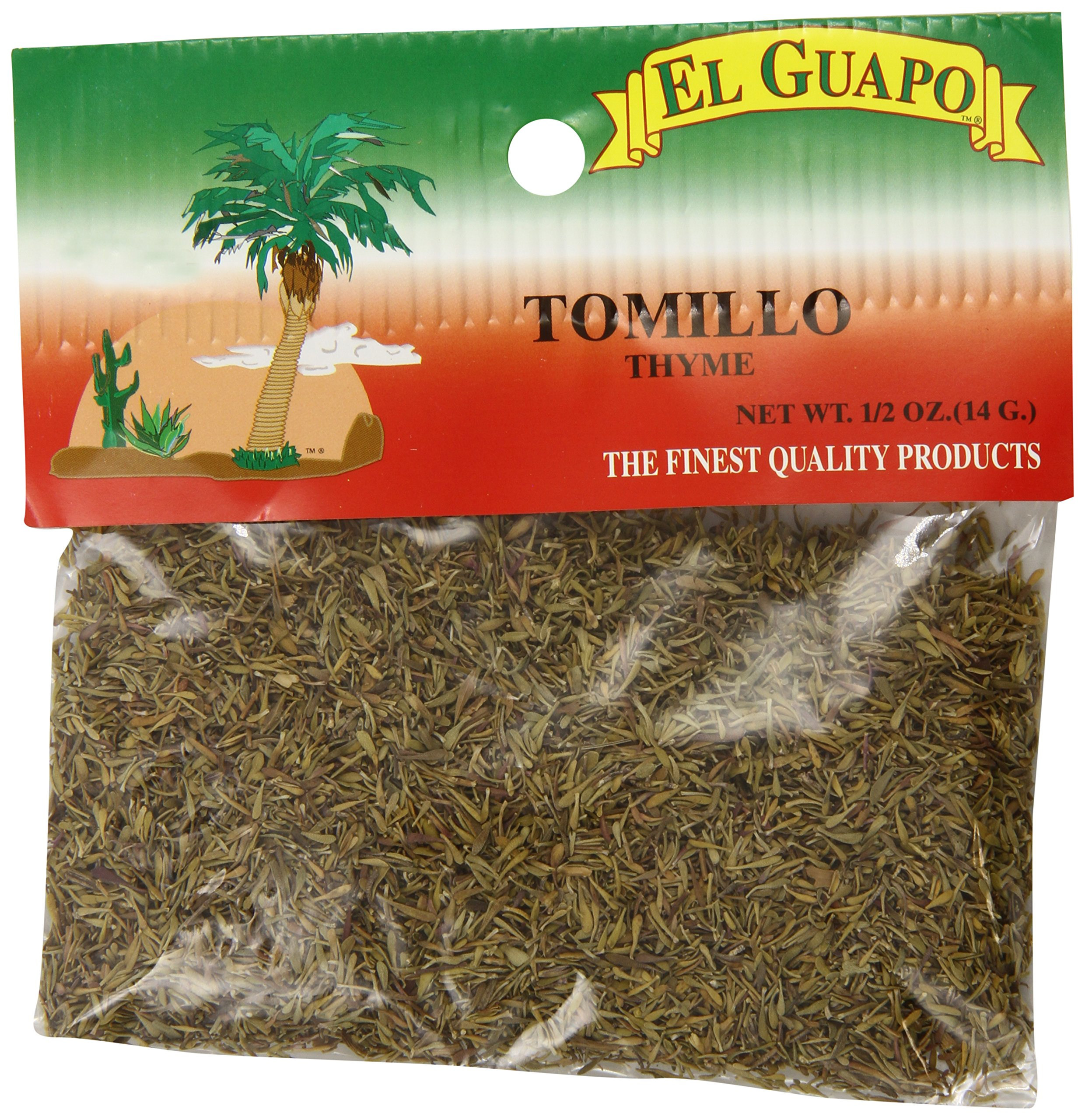 El Guapo Thyme, .5-Ounce (Pack of 12)