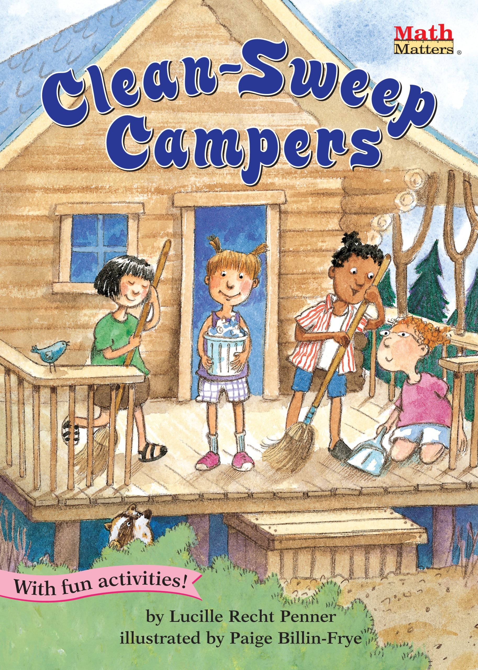 Download Clean Sweep Campers (Fall 2000 Fact Sheet for Math Matters -- Math Matters AE Series) PDF