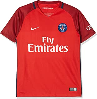 NIKE Kids Paris Saint Germain 2016/2017 Away Soccer Jersey ...