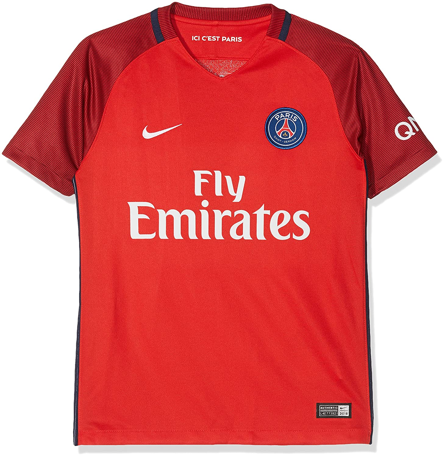 2016-2017 PSG Away Nike Shirt (Kids)
