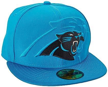 79d50a2d49355 New Era NFL Onfield Sideline 59Fifty Carolina Panthers