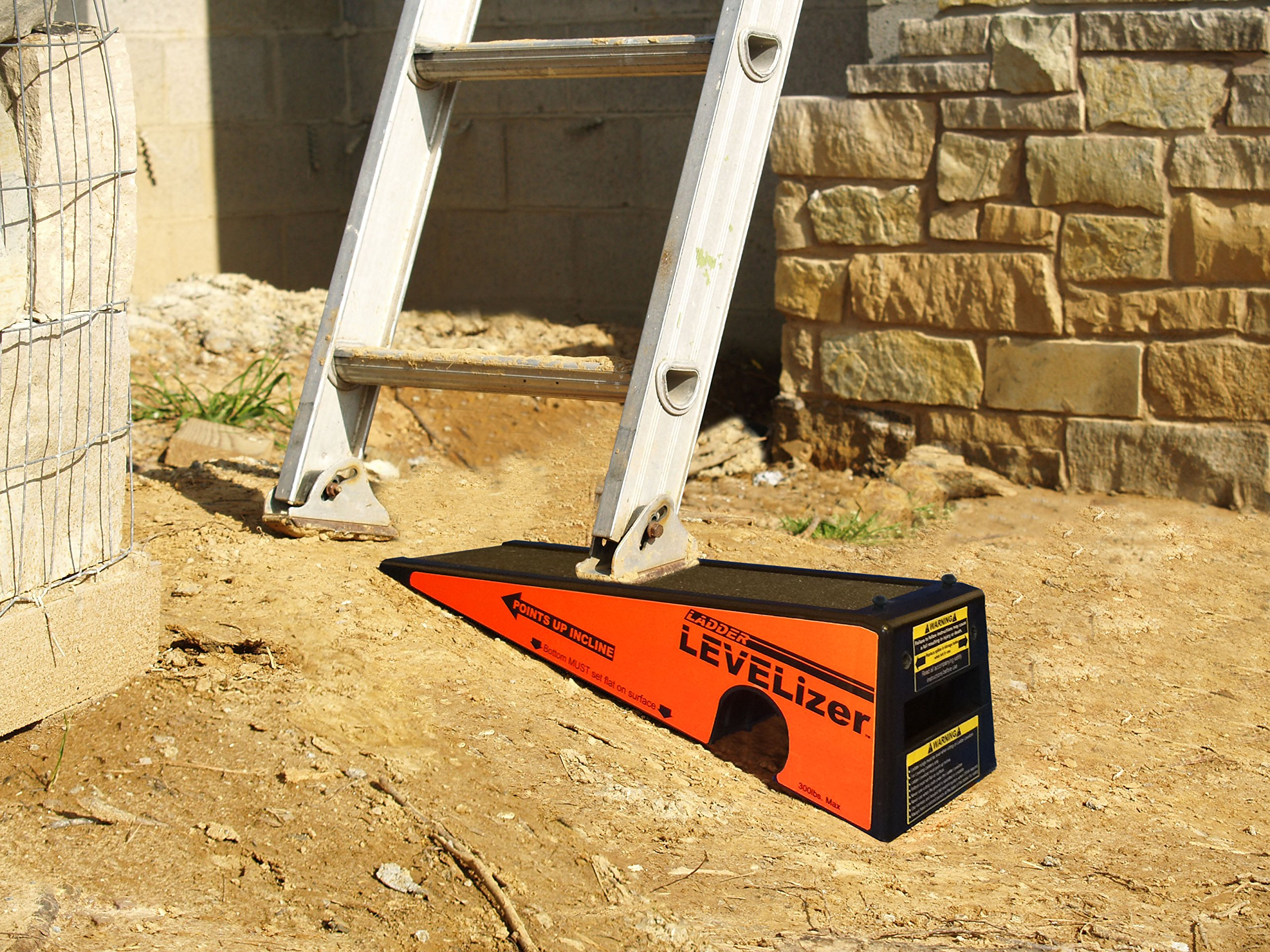 The Levelizer: Fast, Safe, & Easy Ladder Leveling by Advance Inventions LLC (Image #4)