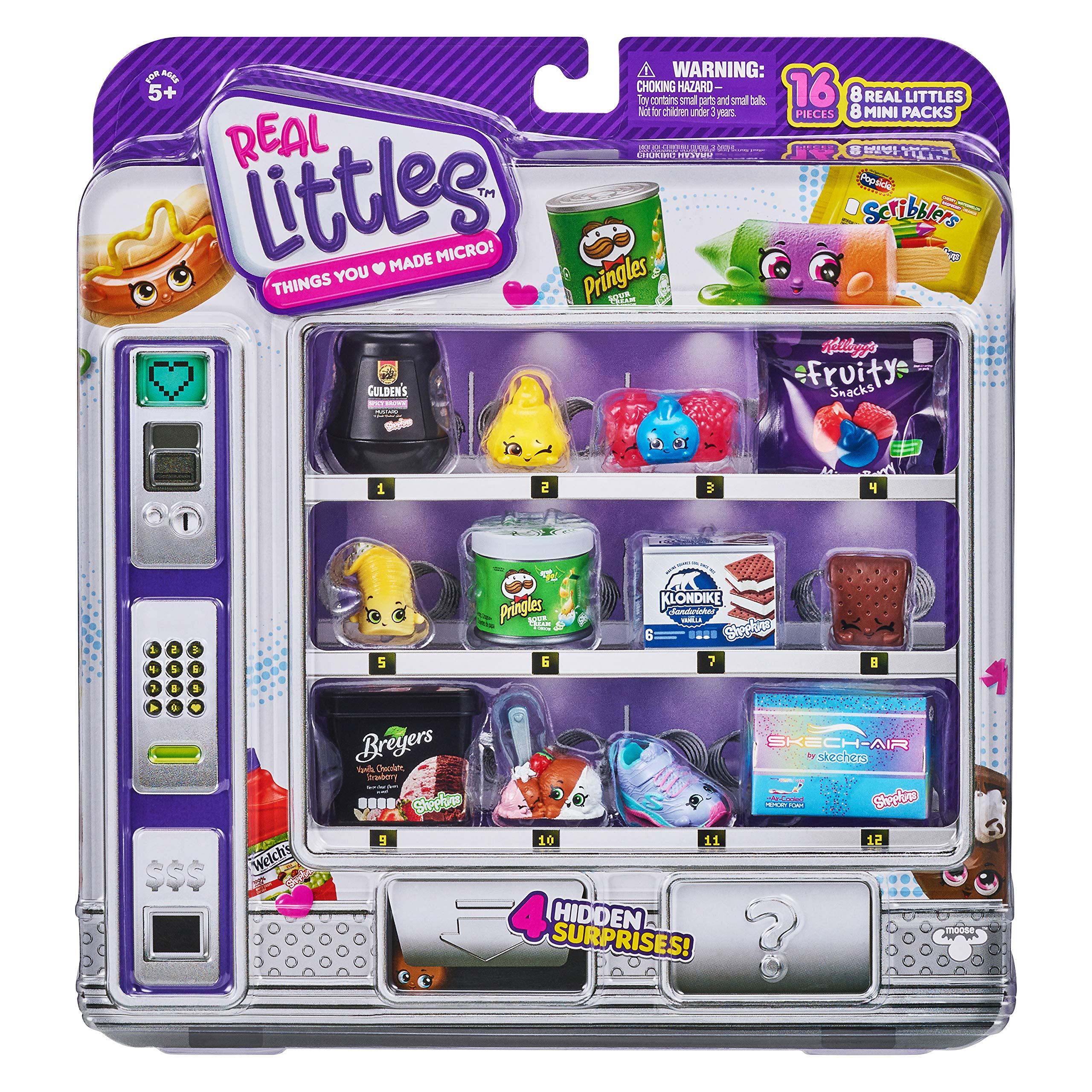 Shopkins HPR00000 Real Littles Season 14-Shopper Pack Asst