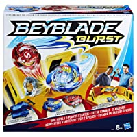 Hasbro Beyblade Burst B9498EU6 - Bey Epic Rivals Battle Set, Kreisel
