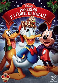 Topolino strepitoso natale: amazon.it: cartoni animati: film e tv