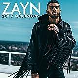 Zayn Malik 2017 Calendar with FREE Poster
