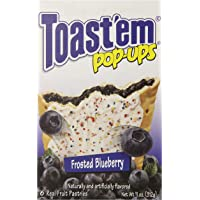 Toast'em Frosted Pastry Tart, Blueberry,11 Ounce