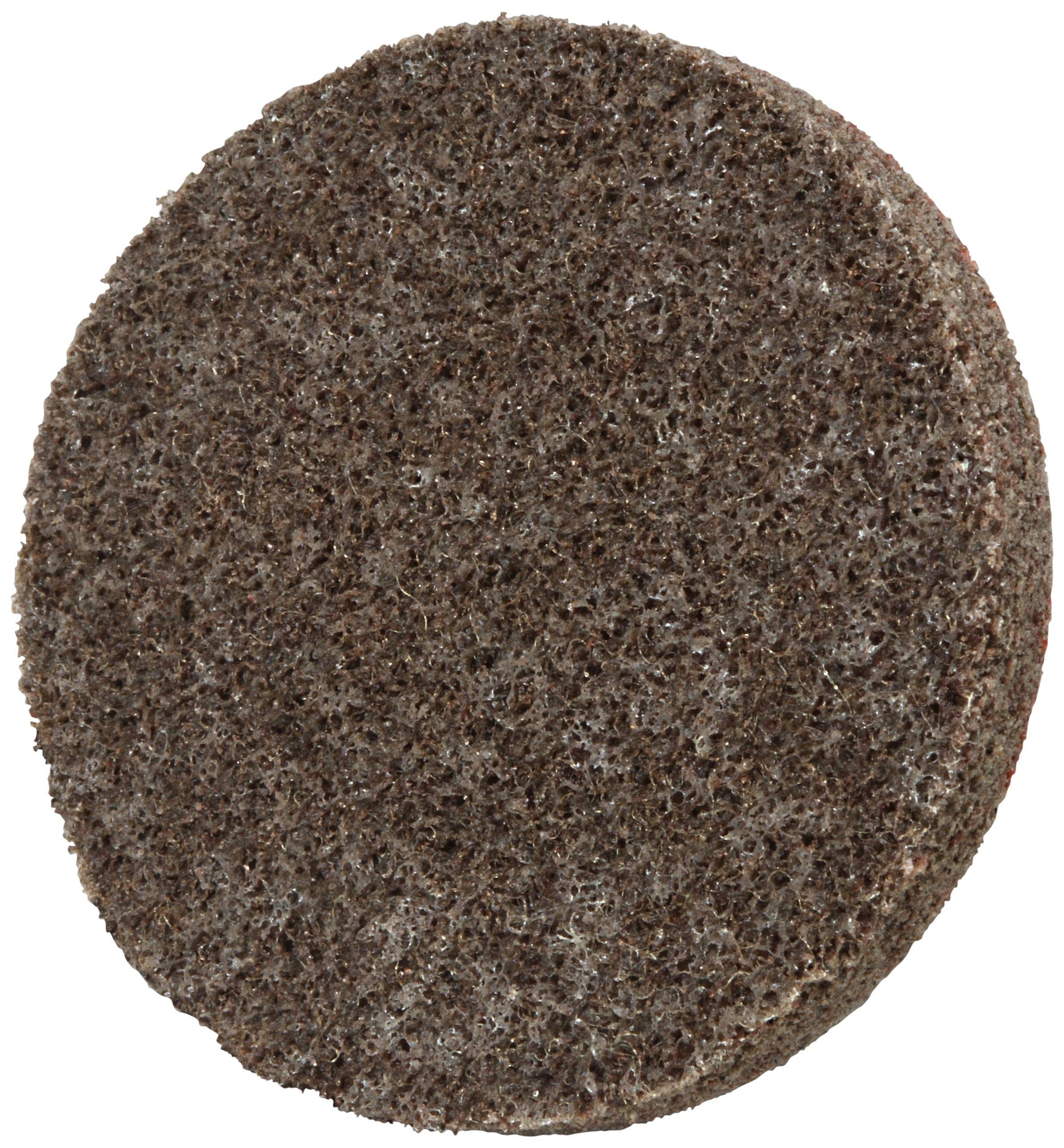 Scotch-Brite(TM) Roloc(TM) EXL Unitized Wheel TR, Aluminum Oxide, 22100 rpm, 2 Diameter, 8A Coarse Grit (Pack of 60)