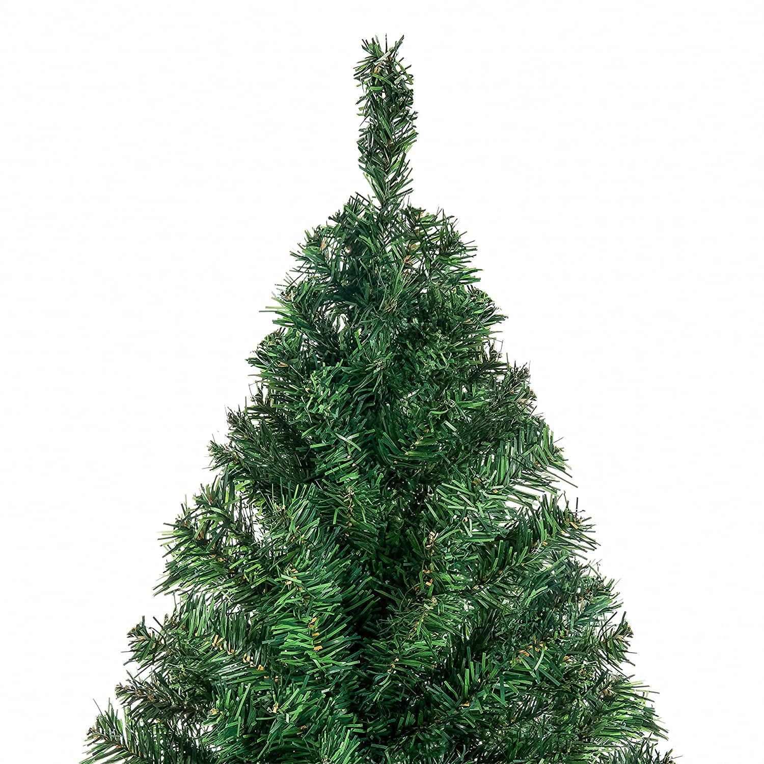 Amazoncom Best Choice Products 6 Premium Hinged Artificial Christmas Pine