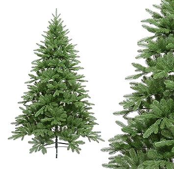 Weihnachtsbaum Nadeln.Reta Handel Künstlicher Weihnachtsbaum Tannenbaum Aus 100 Pe Spritzguss Nadeln 150cm