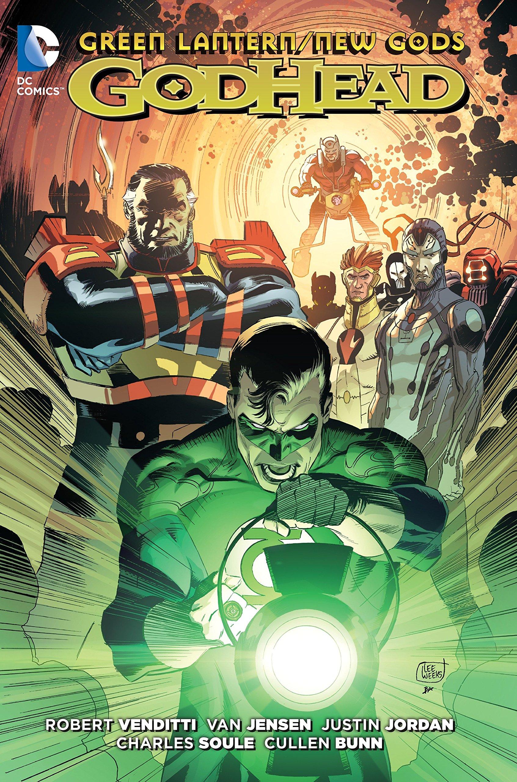 Read Online Green Lantern/New Gods: Godhead PDF