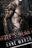 Wolf's Heart: A Wolf Pack Motorcycle Club Book (A Breed MC Book 1)