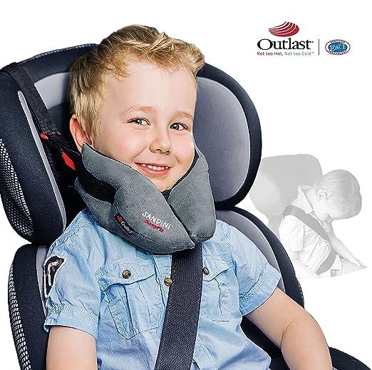10 opinioni per SANDINI SleepFix® Kids Outlast® – Cuscino per bambini/ Cuscino del collo con