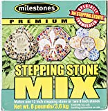 Midwest Products Premium Stepping Stone Cement Mix, 8-Pounds, Packaging May Vary