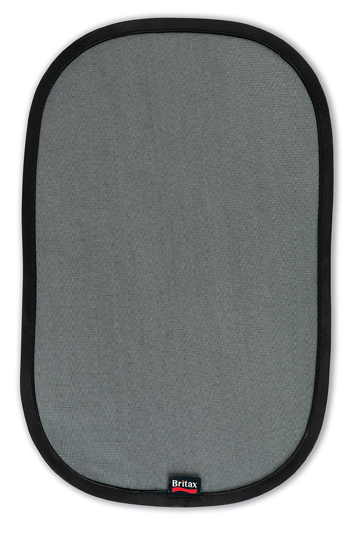 Britax EZ-Cling Window Sun Shades, Black, 2 Count S865000