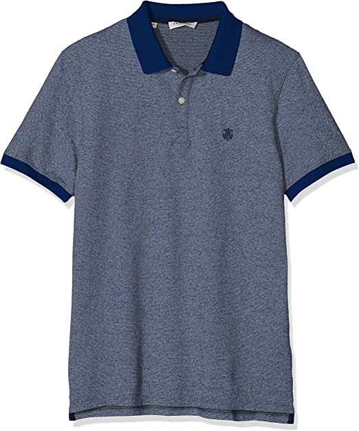 SELECTED HOMME Slharo Superior SS Polo W Hombre: Amazon.es: Ropa y ...
