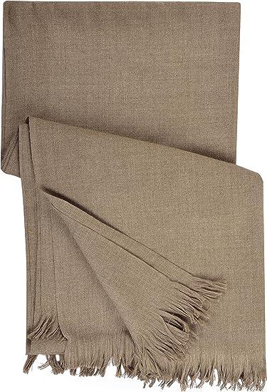 100/% Wool EXTRA LARGE SIZE Meditation Unisex Shawl Wrap Chaddar Merino Lohi KT