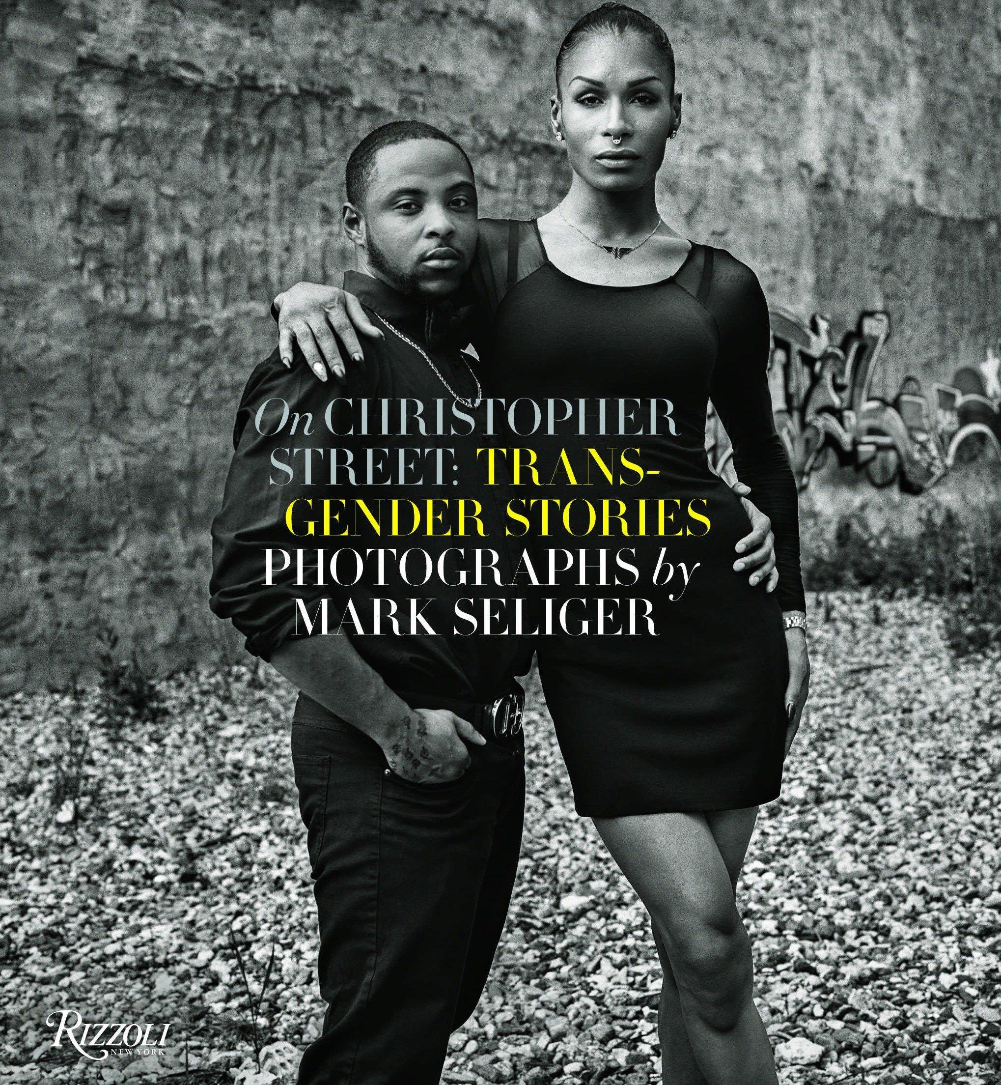 On Christopher Street: Transgender Stories Hardcover – October 11, 2016