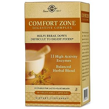 Solgar Comfort Zone Digestive Complex 90 Veg Caps
