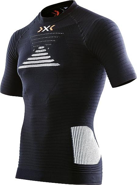 X-Bionic Mens Running Effektor Power Shortsleeve T-Shirt