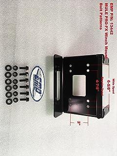 Genuine Kawasaki Accessories Winch Mount for 03-11 Kawasaki BAY250-2X4